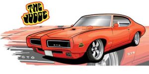 GTO The Judge by flatfourdesign