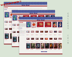 USA Gallery CSS Vol.1.5 by poserfan