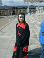 The Cutest Itachi Cosplay EVER by RiCeBaLL-ROsiE
