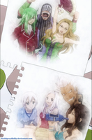 Fairy Tail 5 - assembly by ItachiGrayDLuffy
