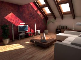 flat A_living room day 01 by betalifetester