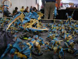 Tyranid Attack by dasistverboten