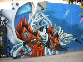 Peruvian Graffiti 126 by natural195