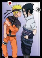 SasuNaru - Just like old times by xmissxmiseryx
