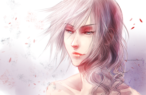 :-- Queen --: Lightning Farron by dNiseb
