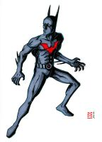 Batman Beyond by thesometimers