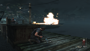 Max Payne 3 - Explosion by MS-Make