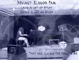 Me and My Piano by elanor-pam