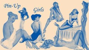 Pin-Up Girls by portagayola