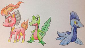 Secondary Starters by BetaX64
