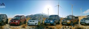 Dacia Duster Tuning 43 by cipriany