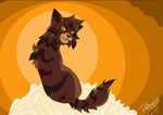 Tigerstar wants a little of the good life by Alibeats