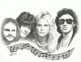 The Real Van Halen! by lryvan