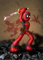 Deadpool by payno0