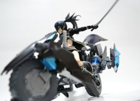 BRS + Meteor Bike: Action scene 1 by gale015