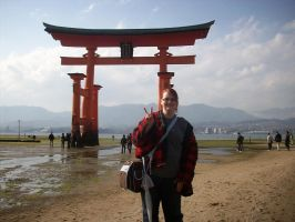 Otorii I was there by PlaidRed