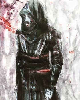 Assassin's Creed by RingoAria