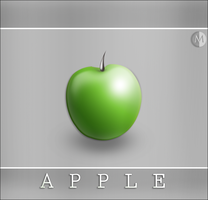 Apple by Menami