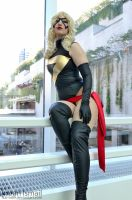 Mrs. Marvel - B by DISC-Photography