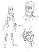 alice madness returns by LuluDig