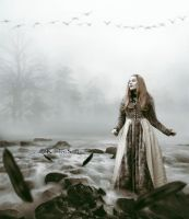 Lady of the Lake by TheDreamBelow