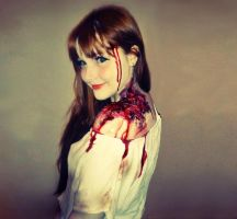 almost a zombie by angyii