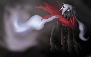 Nightmare King Darkrai by ErinKarsath