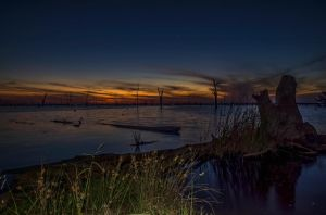 Lake Mulwala by djzontheball