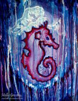 Seahorse by Raeleven