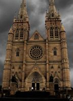 St Mary's Cathedral by Seralunai