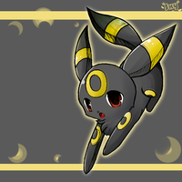 Umbreon by Effier-sxy