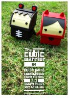 The Cubic Warriors by GuGGGar