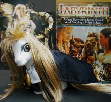 Labyrinth My Little Pony by Barkingmadd
