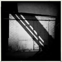Industrial Shadows VII by HorstSchmier