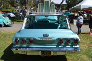 1963 Chevrolet Bel-Air Station Wagon IV by Brooklyn47