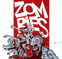 Zombies by wilsonjr