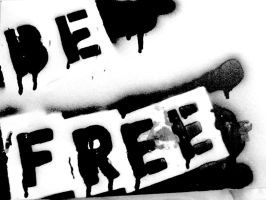 Be Free by jeffreyverity