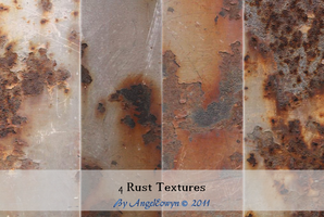 Rust Texture Pack by AngelEowyn