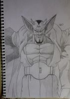 The Demon King Dabura by Conzibar