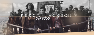 Percy Jackson Turkiye by lightwoodamla