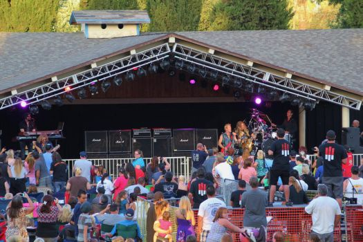 Beaumont Summer Concert Series: Night Ranger by World-Spinner