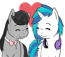 For the love of music by TheTater