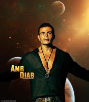 Amr Diab Poster 010 by t-fUs