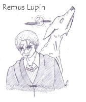 Remus Lupin by Shinra-Creation