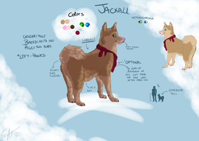 Jackall Reference DON'T USE IT'S OLD by Squishy-Pirate-Mutt