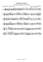 Littleroot Town Sheet Music by drakon-thedragon