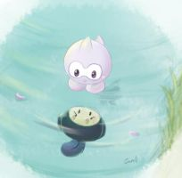Castform: Is this how I look? by Swadloon