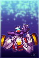 Chromedome and Rewind by Tyr44