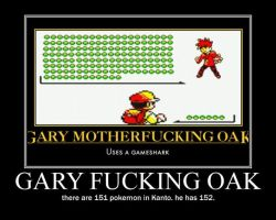 Gary Oak by Pokefan117