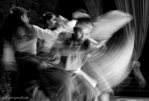 Khmer Dancers by armedconflict